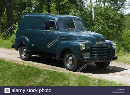 100 1952 Chevrolet Truck Panel Delivery Stock Photo 169749285 Alamy