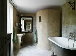 vintage badewanne duschabtrennung aus bild kaufen