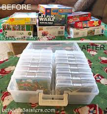 40 Weeks 1 Whole House Week 27 Organizing Board Games Video And