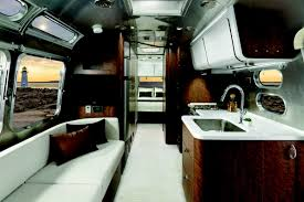 100 Airstream Interior Pictures Debuts New European Inspired Travel Trailer Curbed