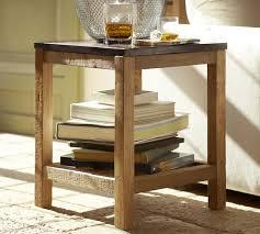 Connor Side Table Limestone