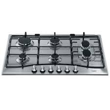 plaque cuisine gaz hotpoint pc 760 f x ha table de cuisson gaz achat vente