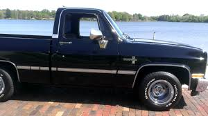 1986 Chevy Silverado C-10 Deluxe Pick Up