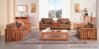 Living Room Wooden Furniture