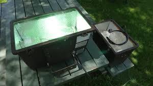 hubbell 400watt metal halide mh flood light