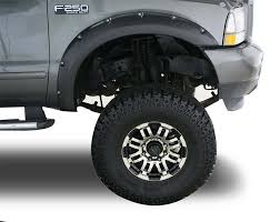 Cabelas Husky Floor Mats by Trueedge Factory Painted Pocket Bolt Fender Flares For 08 10 Ford