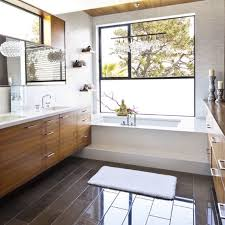 Design Bathroom Window Curtains by 7 Different Bathroom Window Treatments You Might Not Have Thought