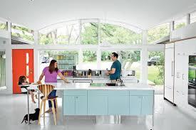 Modern Mid Century Kitchen Table