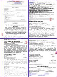 Resume Lpn Cv Cover Letter Sample Corybantic Lvn Resumes