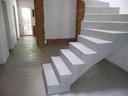 beton ciré escalier prix salledebainartdeco
