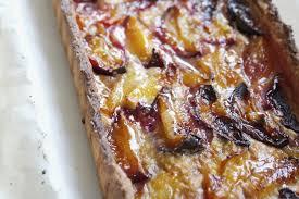 dessert aux quetsches recette recette de tarte alsacienne aux quetsches et mirabelles la