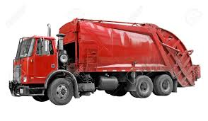 100 Garbage Trucks Videos Truck With All Logos And Signage Removed A Clipping Stock