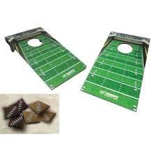Bag Toss Game Mini Football Bean Rules