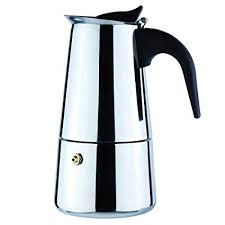 2 Cup Stovetop Espresso Moka Coffee Maker Pot