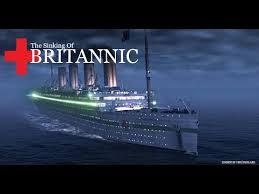 Brittanic Sinking by Britannic Sinking Sleeping Sun Last Traveler Traveling Tips