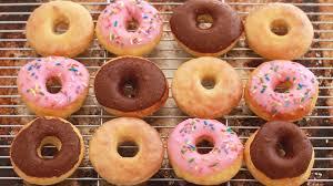 Dunkin Donuts Pumpkin Donut Recipe by No Knead Donuts Baked Not Fried Gemma U0027s Bigger Bolder Baking