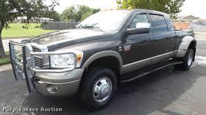 2008 Dodge Ram 3500 Mega Cab Pickup Truck | Item DE7224 | SO...