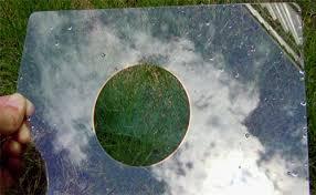 Gorilla Glass Non Reflective Surface