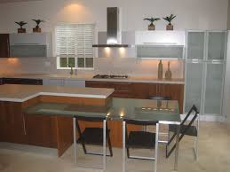 Cherry wood modern kitchen designs Modern Kitchen San Diego