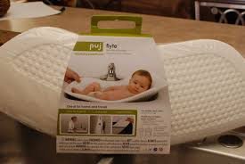 Puj Flyte Foldable Bathtub by Baby Bath Tub For Kitchen Sink Puj Infant Sink Tub The Soft And