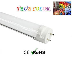 fulight true color 發 led light dimmable t8 2ft 24 9w