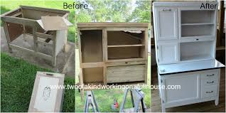 What Is A Hoosier Cabinet Insert by Two Of A Kind Working On A Full House November 2013
