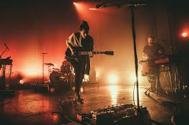 Local Natives Ceilings Live by Local Natives Fill Royal Oak With Nostalgia Energy The Michigan