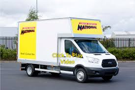 Van Hire In Dublin – The Mini Mover At National Truck Rental - YouTube