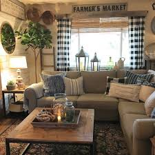 Marvelous Farmhouse Style Living Room Design Ideas 51 Image Is Part Of 75 Amazing Rustic Gallery You Can Read And