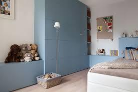 relooking chambre couleur neutre grège et couleur bleu ciel pour cette chambre c