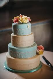 Homemade Four Tier Wedding Cake