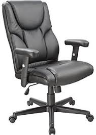 amazon com officemax breckland high back executive chair kitchen