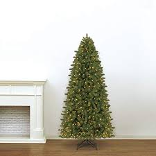 Evergreen Classics Vermont Spruce 75 Ft Color Changing Pre Lit Artificial Christmas Tree W