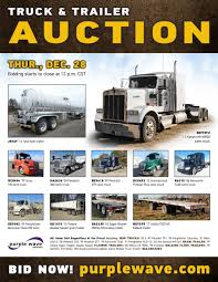 SOLD! December 28 Truck And Trailer Auction | PurpleWave, Inc. 2014 Lvo Vnl670 For Sale Used Semi Trucks Arrow Truck Sales 2015 A30g Maple Ridge Bc Volvo Fmx Tractor Units Year Price 104301 For Sale Ryder 6858451 In Nc My Lifted Ideas New Peterbilt Service Tlg Heavy Duty Parts 2000 Mack Tandem Dump Rd688s Pinterest Trucks Vnl670