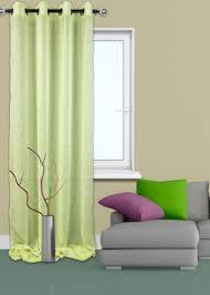 vorhang ösenschal gardinen grün 140x245cm dekoschal ösen