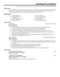 Resume Samples For Retail Jobs Cv Examples Uk