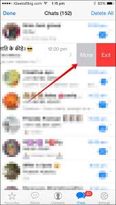 How to Delete WhatsApp Group Chats on iPhone Without Leaving Group