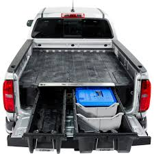 100 Truck Bed Length DECKED 2Drawer Midsize Pickup Storage System For GMC