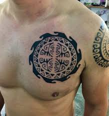 Just Like Many Medieval Culture Maori People Too Considered Sun As God It Is Visible From Ancient Tattoo Designs
