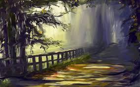 Art Painting Wallpaper Free Download Desktop Background Widescreen