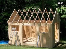 get storage shed plans flat roof gh sheds