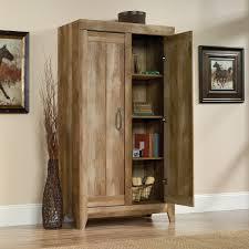 Sauder Beginnings Storage Cabinet Oregon Oak by Sauder Kitchen Pantry Cabinet