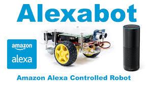 amazone siege auto alexabot amazon controlled with the raspberry pi