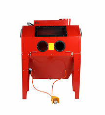 Blast Cabinet Harbor Freight by Dragway Tools Model 110 Sandblast Sandblasting Cabinet U0026 Built In