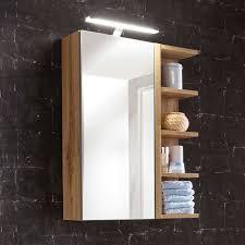 schmaler bad spiegelschrank ruleca