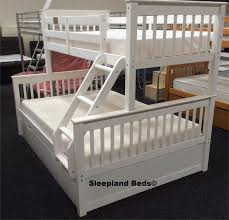 bunk beds triple bunk bed plans ana white l shaped bunk beds