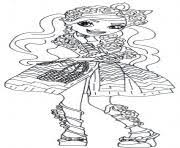 Ever After High Coloring Pages 85
