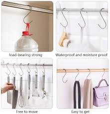 20 stück l anti rost küchenhaken hängehaken metall kleider