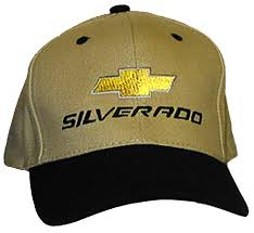 Amazon.com: Chevy Silverado Truck Hat Cap - Chevrolet Clothing ...