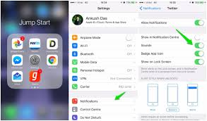 How to Turn f Notifications on iPhone